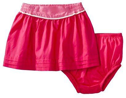 Cherokee® Newborn Girls Skirt - Pink