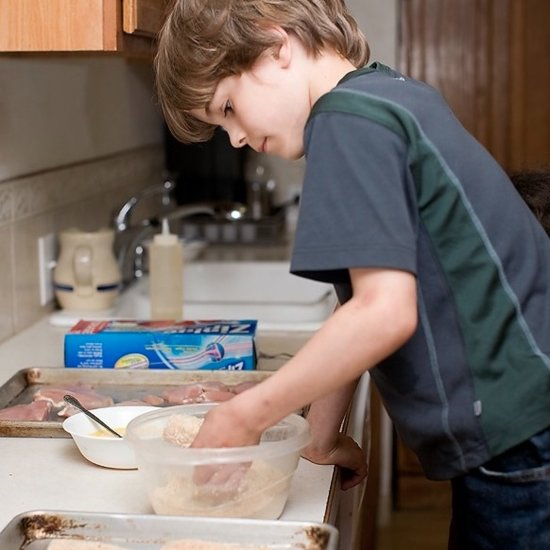 9 Simple Foods Kids Can Make Themselves