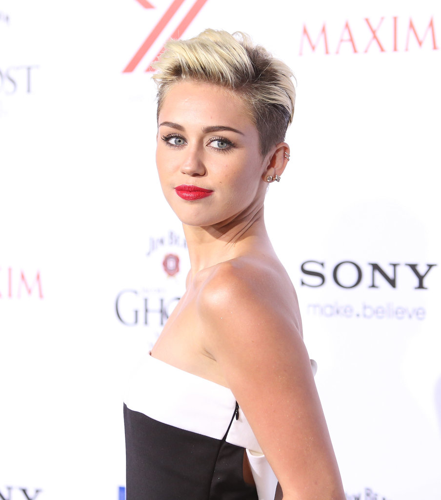 The Ring's Back On! Miley Cyrus Puts the Breakup Rumors to Rest