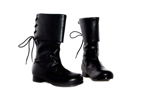 Heel Pirate Ankle Boot