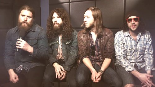 Rolling Stone Cover Winners: The Sheepdogs