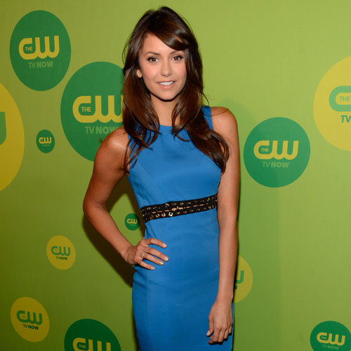 Nina Dobrev and Ian Somerhalder at Upfronts After Split