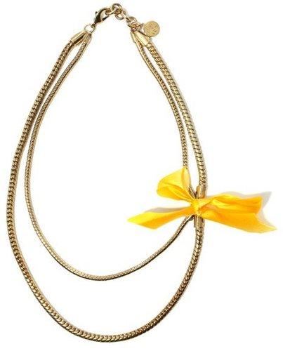 [アイシービー]Brass chain with charm(C)FDB