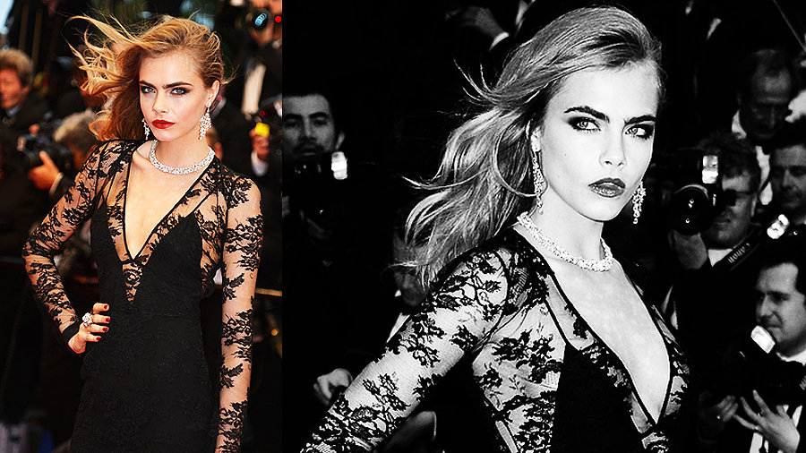 Carey, Cara, and Nicole Give Us Showstopping Glamour at Cannes Day 1
