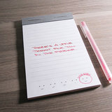 Emoticon Notepad