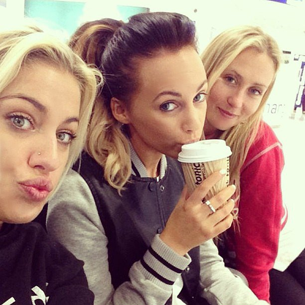 Samantha Jade headed to Fiji with her girlfriends. Source: Instagram user samantha_jade_music
