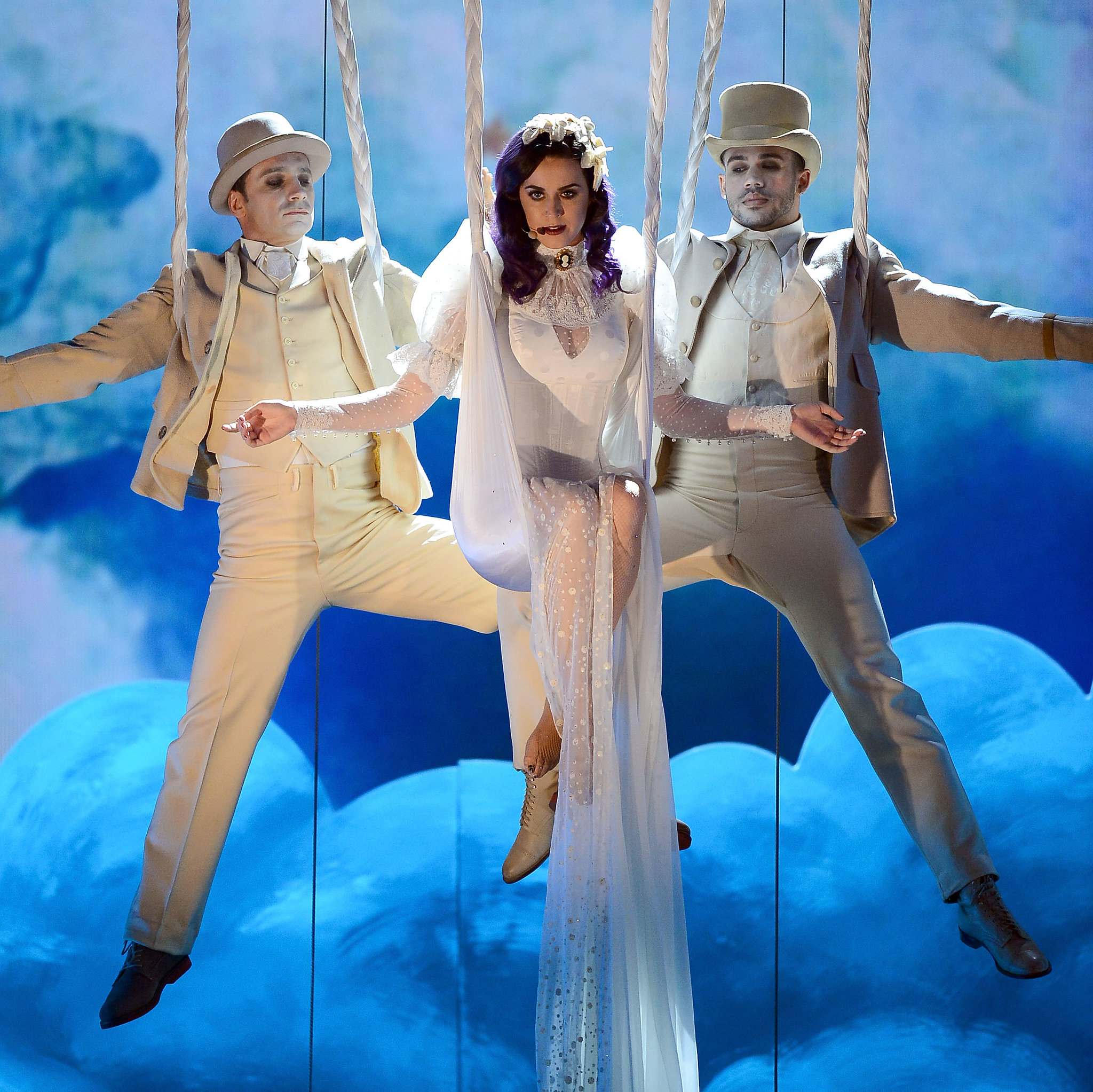 Katy Perry performed at the May 2012 Billboard Music Awards.
