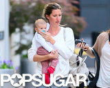 Gisele's Baby Girl Is Growing Up Right Before Our Eyes