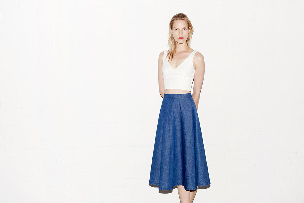 Zara May 2013 Lookbook