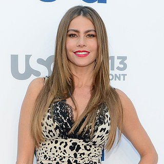 Sofia Vergara at the USA Upfronts 2013 | Photos