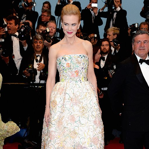 See All of Nicole Kidman's Outfits From Cannes 2013