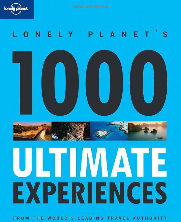 Lonely Planet Travel Book