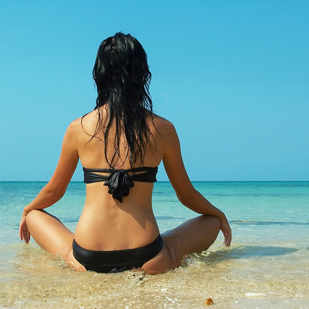 Get Bikini Ready With These Beginner Yoga Poses