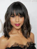 Kerry Washington had a stellar week wrapping up her role on Scandal. This bang and beach wave hairstyle was your favorite in our Kerry beauty retrospective.