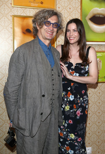 Liv Tyler attended a photo call for Magnum with director Wim Wenders.