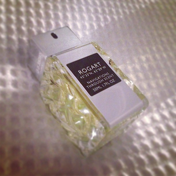 Alison's latest buy = this unisex scent from Molton Brown.