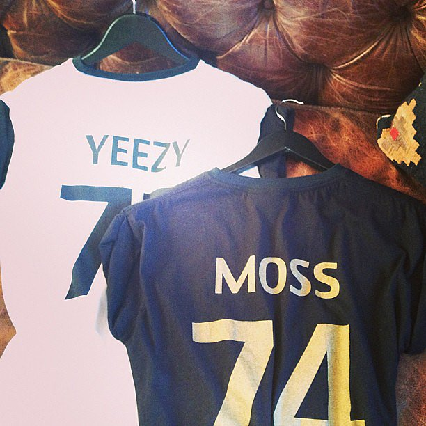 Team Yeezy or Team Moss? Why decide when we can sit the fence with both?