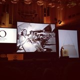 Aussie label Oroton did us proud up on stage at the Bespoke summit.