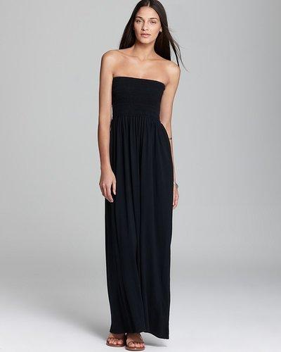 Soft Joie Dress - Vanlet Smocked Maxi
