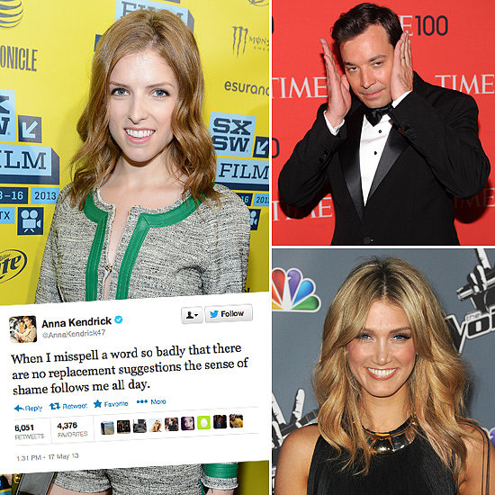 Tweets of the Week: Anna Kendrick, Jimmy Fallon, Delta Goodrem & More!