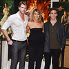 Jennifer Lawrence and Liam Hemsworth at Cannes Photo Call