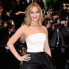 Jennifer Lawrence at Jimmy P Premiere in Cannes