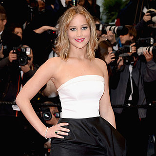Jennifer Lawrence at the Jimmy P. Premiere in Cannes