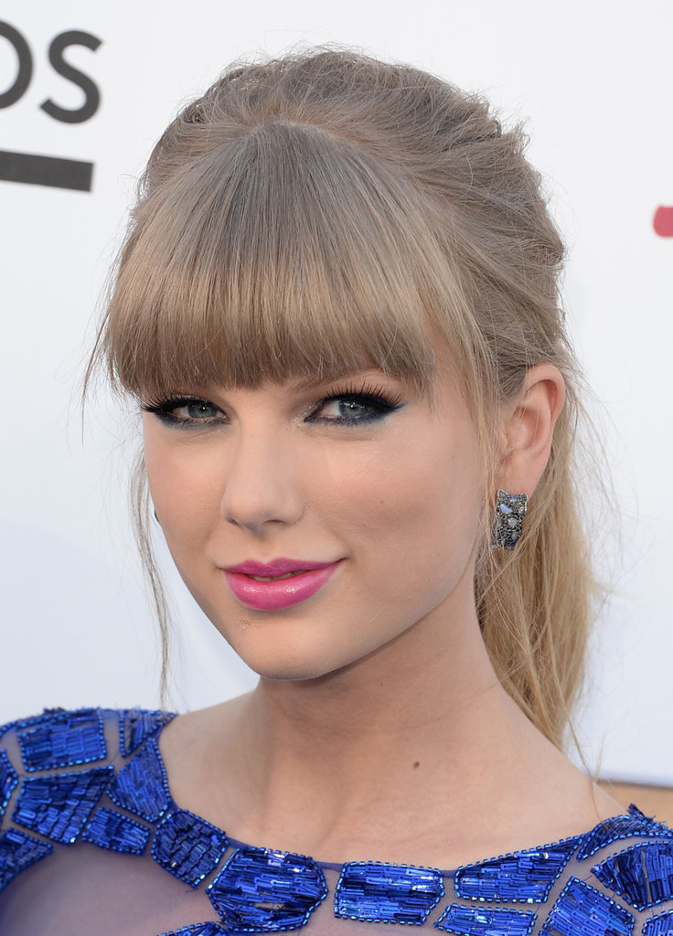 Taylor Swift at the 2013 Billboard Music Awards.