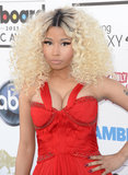 Nicki Minaj at the Billboard Music Awards