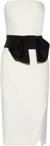 Donna Karan Stretch-jersey dress