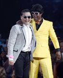 Psy and Tracy Morgan joked around at the Billboard Music Awards.