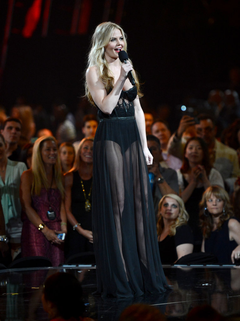 Jennifer Morrison made an appearance at the Billboard Music Awards.