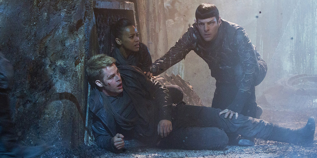 Box Office: Star Trek Into Darkness Takes Down Iron Man