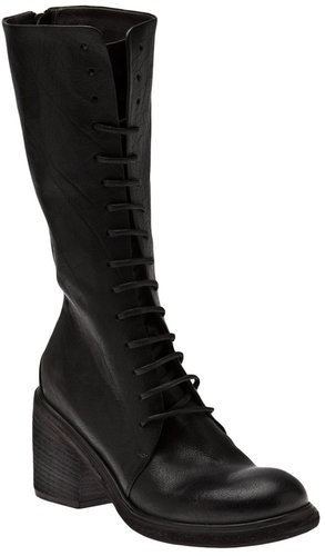 Marsèll Vault Tall lace-up boot