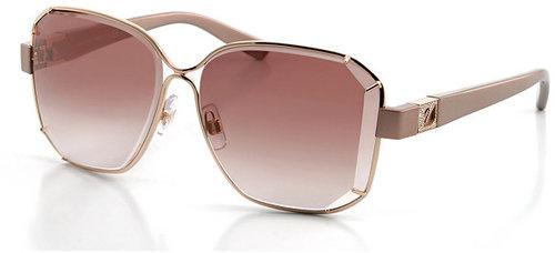 Billie Blush Sunglasses