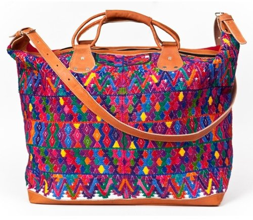 Stela 9 Oversized Allende Weekender in Multi