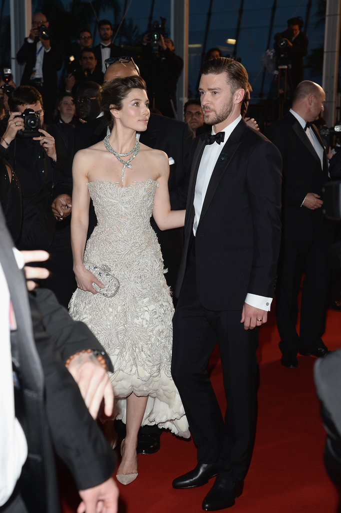 Justin Timberlake Juggles Leading Ladies at His Big Cannes