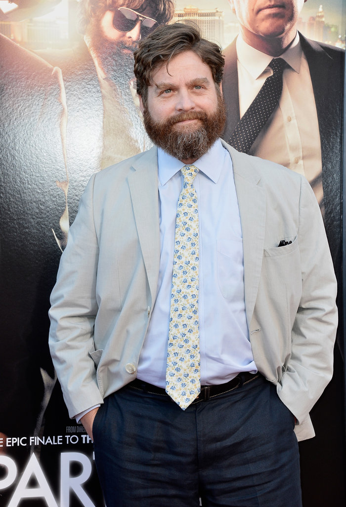 Zach Galifianakis Photos