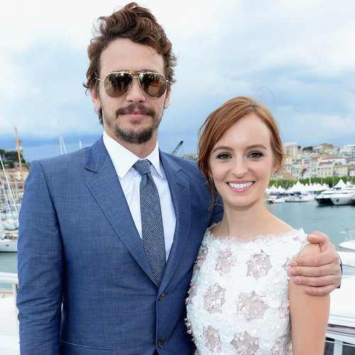 James Franco Hosts Cannes Party for Ahna O&#039;Reilly | Pictures