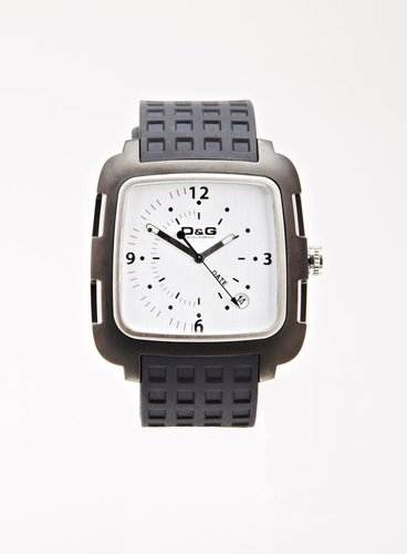 Dolce & Gabbana Mens d&g square watch