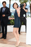 Marion Cotillard attended the photocall for Blood Ties in Cannes.