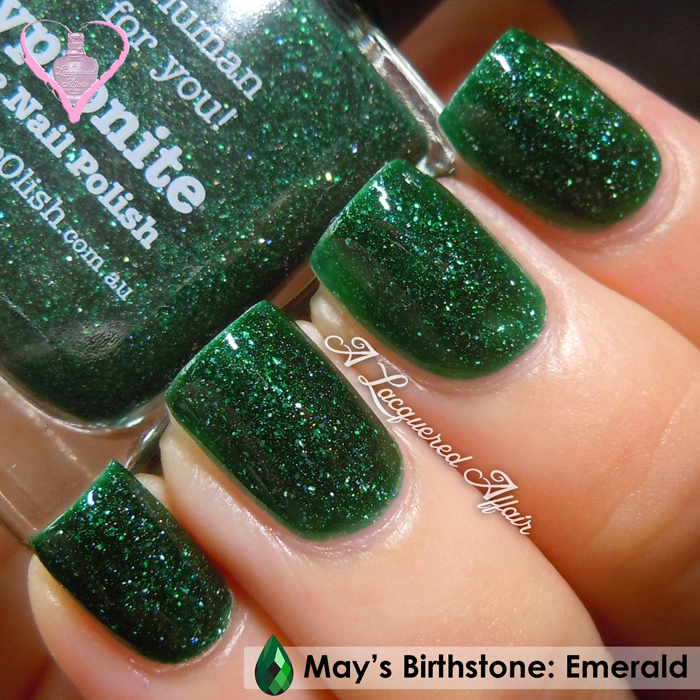 piCture pOlish Kryptonite for #SGSwatchFest/ #PolishTogether