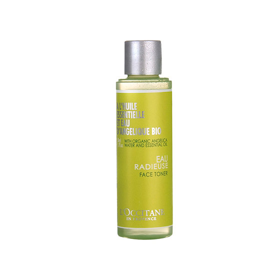 Toner is a Summer beauty essential, and L'Occitane's Angelica Face Toner ($7) is alcohol-free, meaning it won't dry you out while you're traveling.