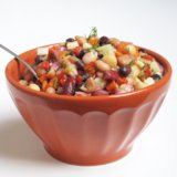 Bean Salad With Vinegar | Recipe