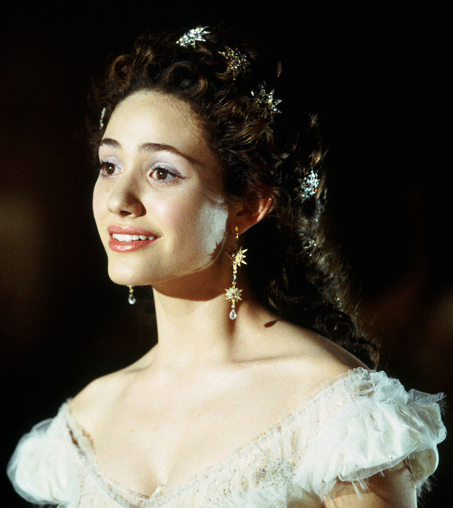 Emmy Rossum in The Phantom of the Opera