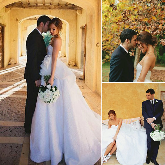 Updated: See Erin McNaught and Example's Wedding and Honeymoon Pictures!