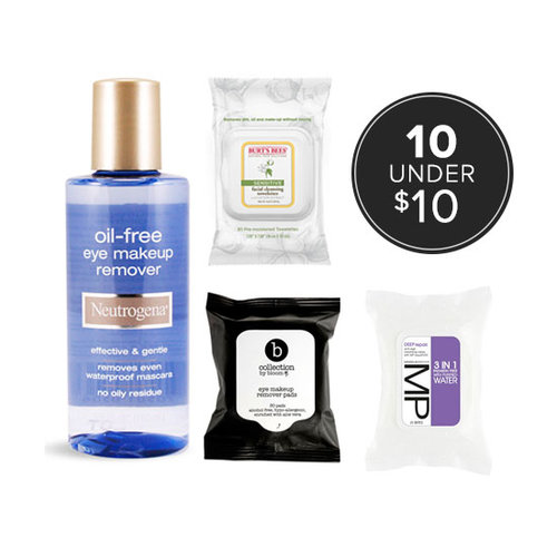 Makeup Removers For Under $10