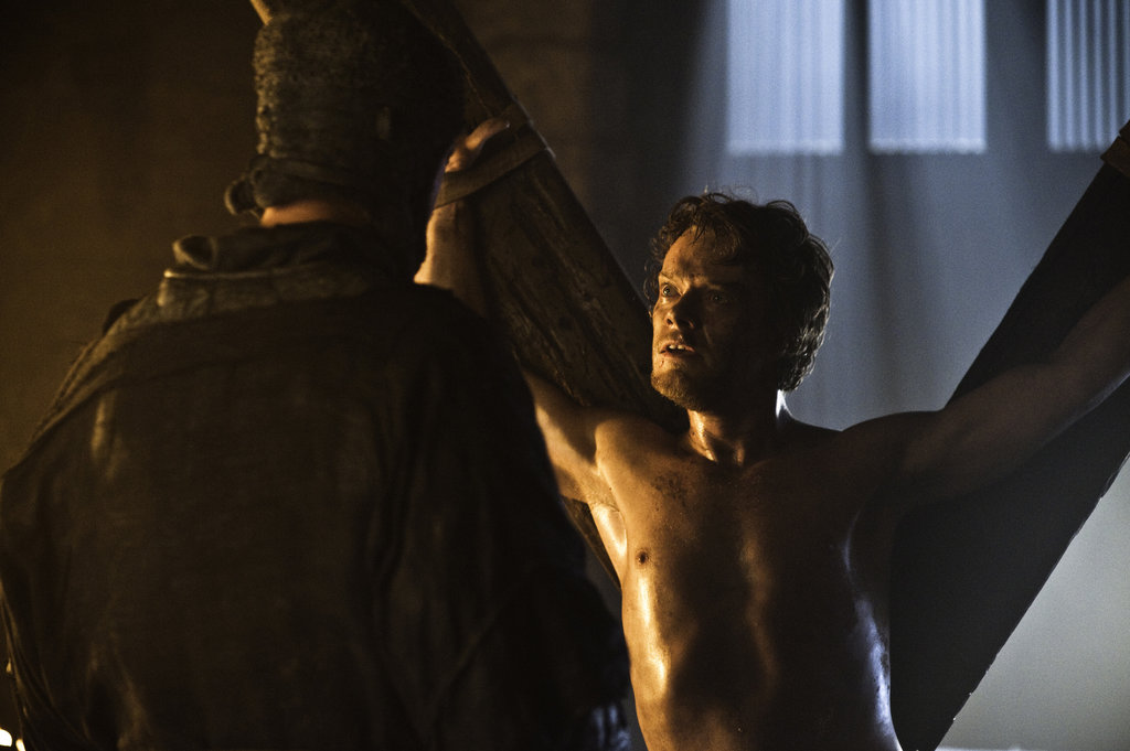 Theon Gets Castrated