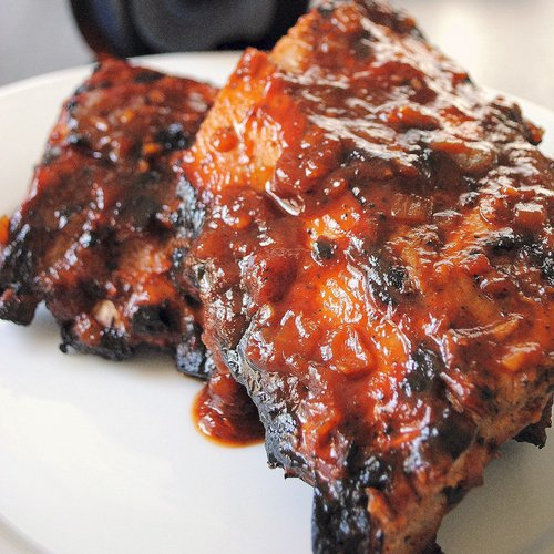 A & W  Root Beer Ribs