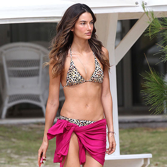Victoria's Secret Angel Lily Aldridge Talks Sexy Swimsuits!